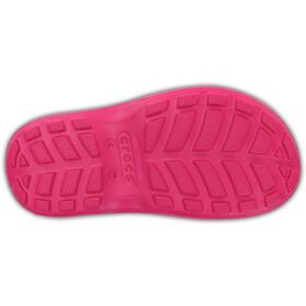 Crocs Handle It Bottes de pluie Enfant, candy pink